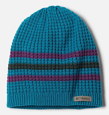 Kids' Fawn Hike™ Beanie Fawn Hike™ Youth Beanie | 673 | O/S, Fjord Blue, Plum, front