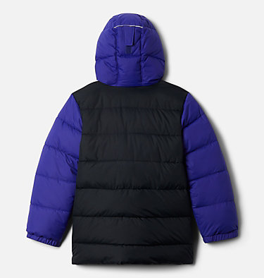 Boys' Arctic Blast™ Jacket Arctic Blast™ Jacket | 613 | XL, Purple Quartz, Black, back