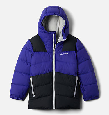 Boys' Arctic Blast™ Jacket Arctic Blast™ Jacket | 613 | XL, Purple Quartz, Black, front