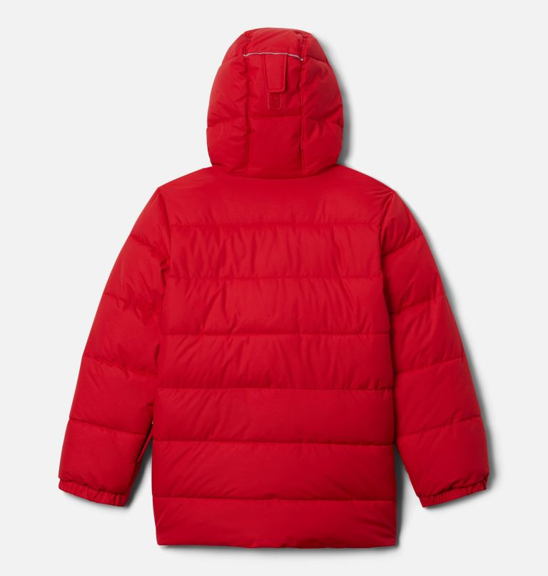 Arctic Blast™ Jacket | 613 | M Manteau Arctic Blast™ pour garçon, Mountain Red, back