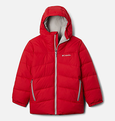 Boys' Arctic Blast™ Jacket Arctic Blast™ Jacket | 613 | XL, Mountain Red, front