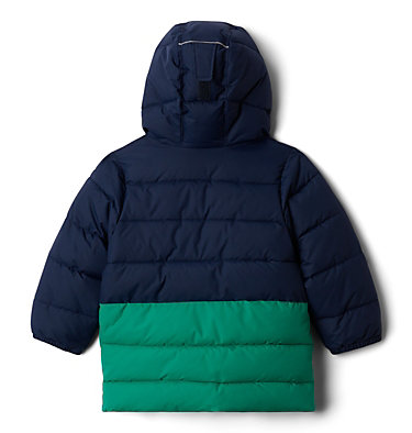 Boys' Toddler Arctic Blast™ Jacket Arctic Blast™ Jacket | 613 | 4T, Collegiate Navy, Emerald Green, back