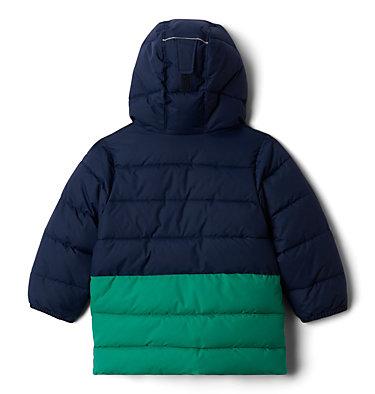 Boys' Toddler Arctic Blast™ Jacket Arctic Blast™ Jacket | 613 | 4T, Collegiate Navy, Emerald Green, back