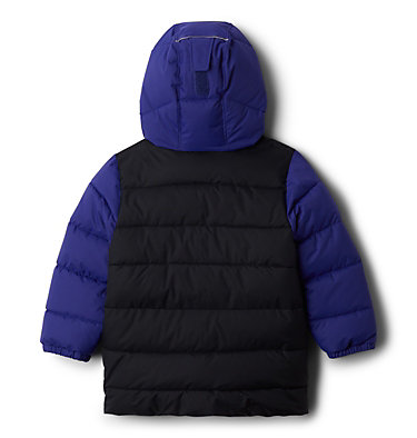Boys' Toddler Arctic Blast™ Jacket Arctic Blast™ Jacket | 613 | 4T, Purple Quartz, Black, back