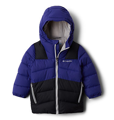 Boys' Toddler Arctic Blast™ Jacket Arctic Blast™ Jacket | 613 | 4T, Purple Quartz, Black, front