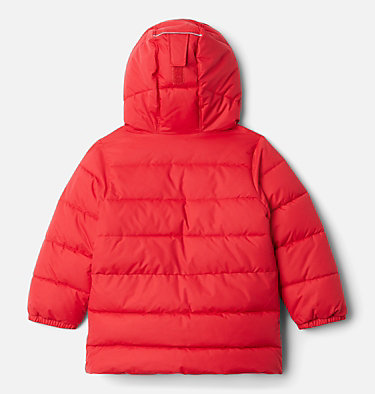 Boys' Toddler Arctic Blast™ Jacket Arctic Blast™ Jacket | 613 | 4T, Mountain Red, back