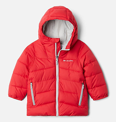 Boys' Toddler Arctic Blast™ Jacket Arctic Blast™ Jacket | 613 | 4T, Mountain Red, front