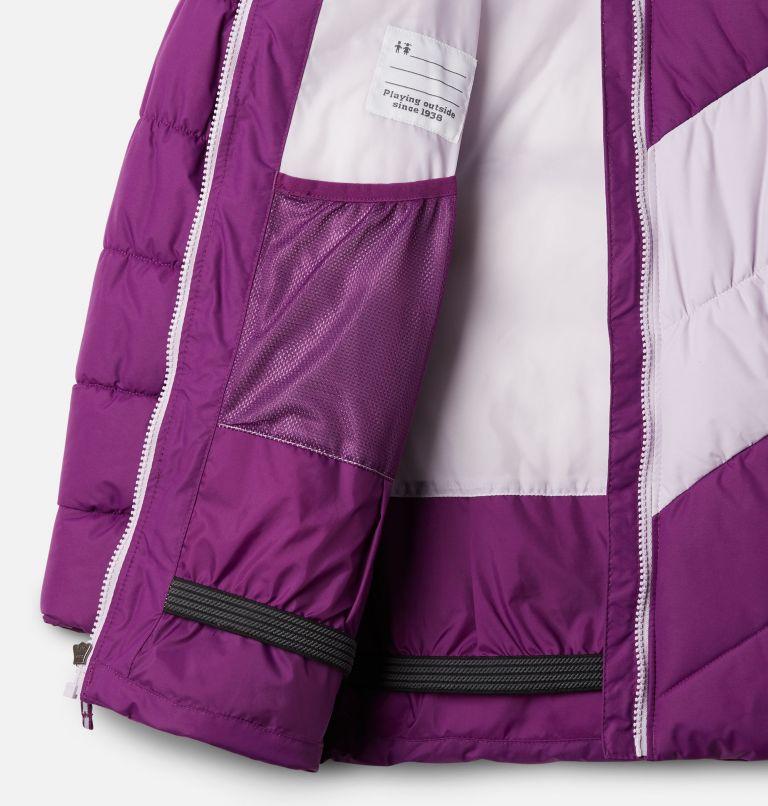 Arctic Blast™ Jacket | 575 | XL Girls' Arctic Blast™ Jacket, Plum, Pale Lilac, a1