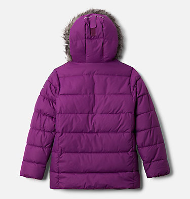 Girls' Arctic Blast™ Jacket Arctic Blast™ Jacket | 618 | S, Plum, Pale Lilac, back