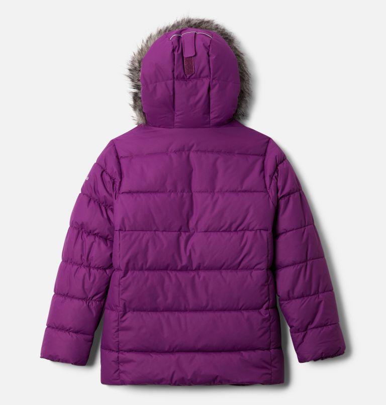 Arctic Blast™ Jacket | 575 | XL Girls' Arctic Blast™ Jacket, Plum, Pale Lilac, back