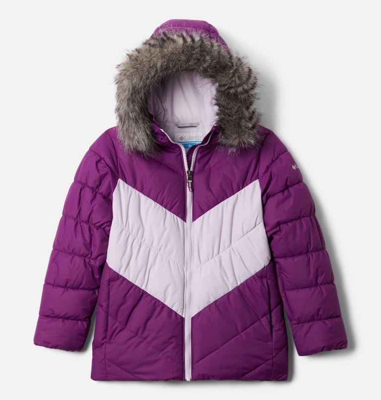Arctic Blast™ Jacket | 575 | XL Girls' Arctic Blast™ Jacket, Plum, Pale Lilac, front