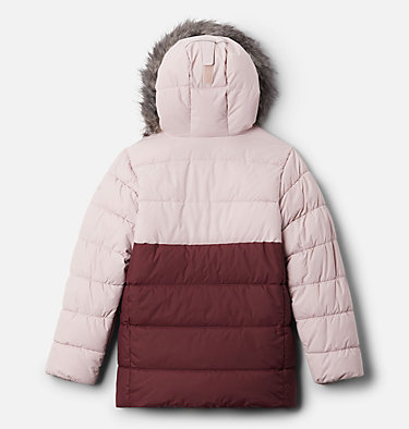 Manteau Arctic Blast™ pour fille Arctic Blast™ Jacket | 618 | S, Mineral Pink, Marsala Red, Malbec, back