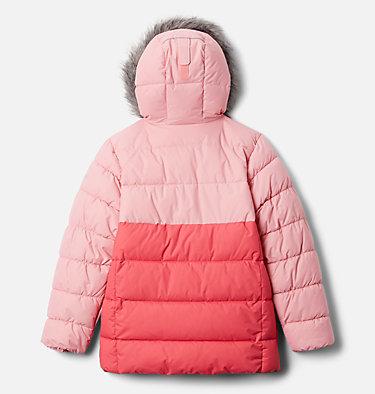 Manteau Arctic Blast™ pour fille Arctic Blast™ Jacket | 618 | S, Bright Geranium, Pink Orchid, back