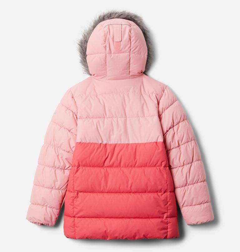 Arctic Blast™ Jacket | 673 | L Manteau Arctic Blast™ pour fille, Bright Geranium, Pink Orchid, back