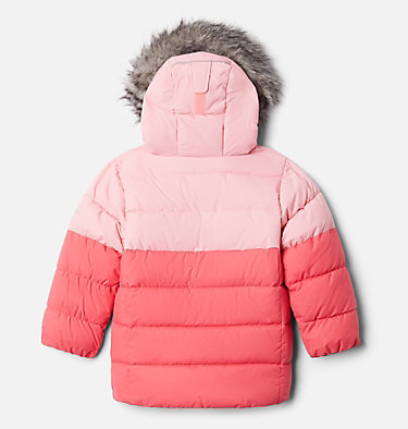 Girls' Toddler Arctic Blast™ Jacket Arctic Blast™ Jacket | 618 | 4T, Bright Geranium, Pink Orchid, back