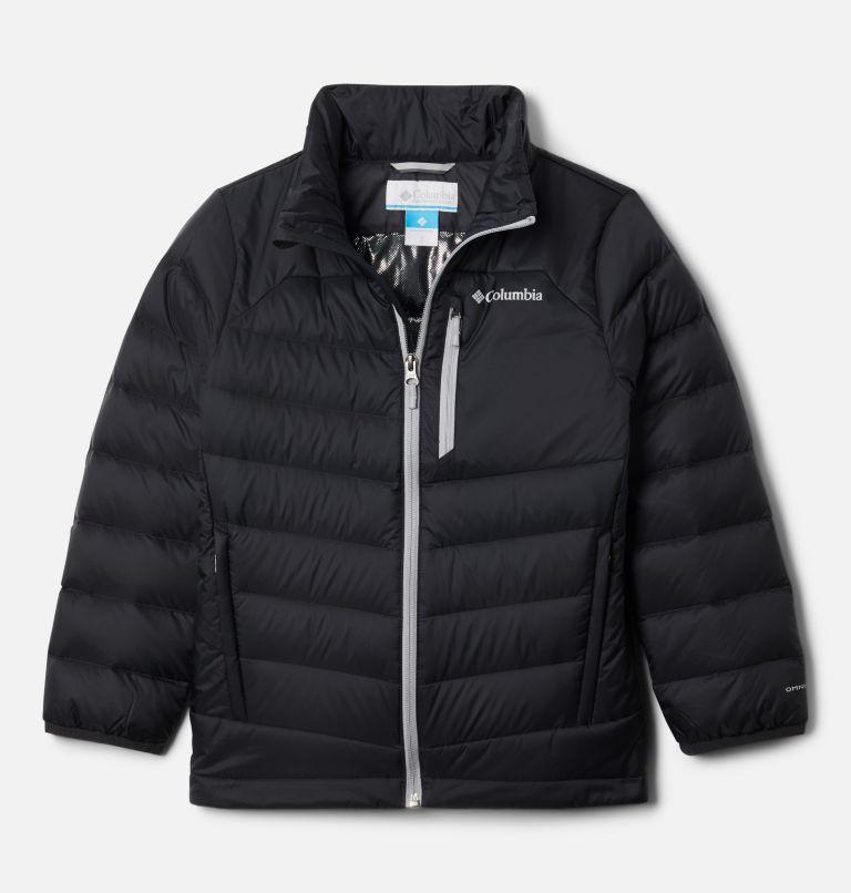 Autumn Park™ Down Jacket | 010 | M Manteau en duvet Autumn Park™ pour garçon, Black, front