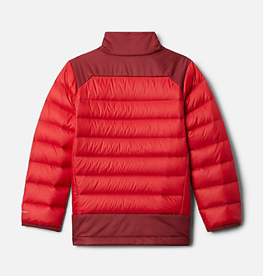 Boys' Autumn Park™ Down Jacket Autumn Park™ Down Jacket | 847 | XXS, Mountain Red, Red Jasper, back