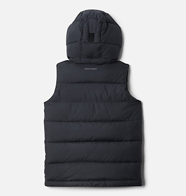 Kids' Pike Lake™ Hooded Vest Pike Lake™ Hooded Vest | 618 | XXS, Black, back