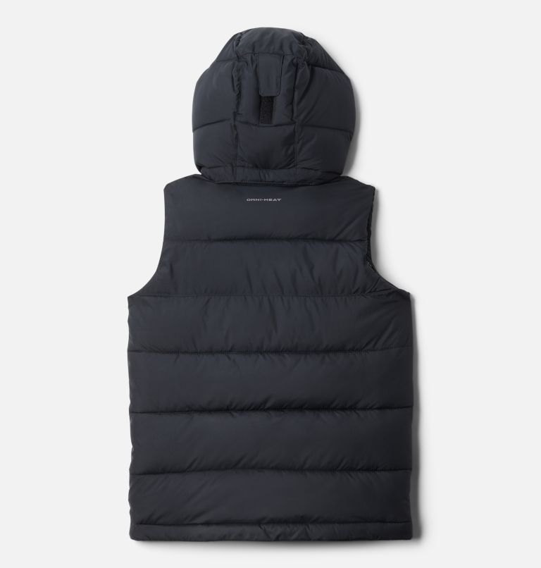 Youth Pike Lake Hooded Vest Youth Pike Lake Hooded Vest, back