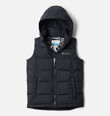 Veste à capuchon Pike Lake™ pour enfant Pike Lake™ Hooded Vest | 618 | XXS, Black, front