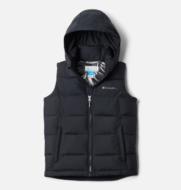 Youth Pike Lake Hooded Vest Youth Pike Lake Hooded Vest, front