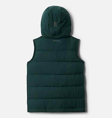 Kids' Pike Lake™ Hooded Vest Pike Lake™ Hooded Vest | 370 | M, Spruce, Black, back