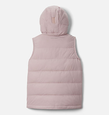 Kids' Pike Lake™ Hooded Vest Pike Lake™ Hooded Vest | 618 | XXS, Mineral Pink, back
