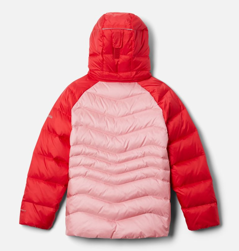 Girls' Centennial Creek™ Down Puffer Jacket Girls' Centennial Creek™ Down Puffer Jacket, back