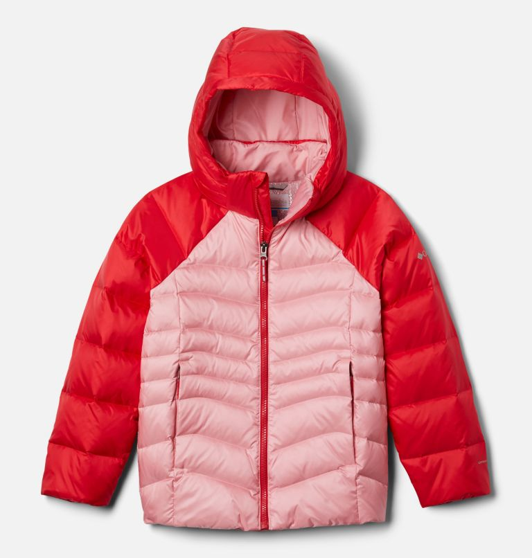 Girls' Centennial Creek™ Down Puffer Jacket Girls' Centennial Creek™ Down Puffer Jacket, front