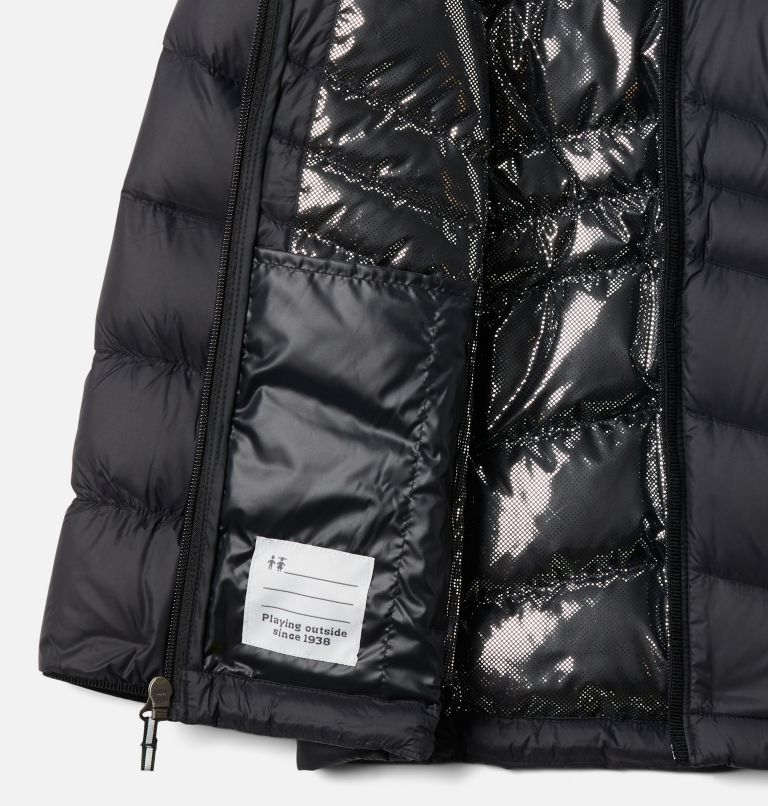 Autumn Park™ Down Jacket | 010 | XS Girls' Autumn Park™ Down Jacket, Black, a1