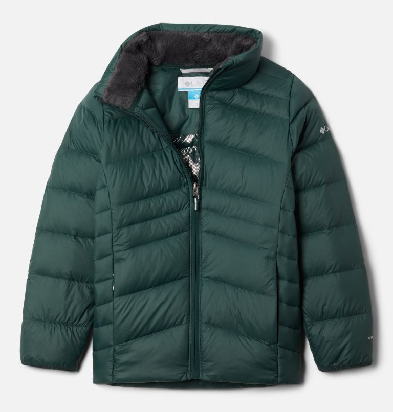 Girls' Autumn Park™ Down Jacket Girls' Autumn Park™ Down Jacket, front