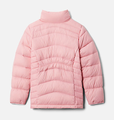 Girls' Autumn Park™ Down Jacket Autumn Park™ Down Jacket | 689 | M, Pink Orchid, back