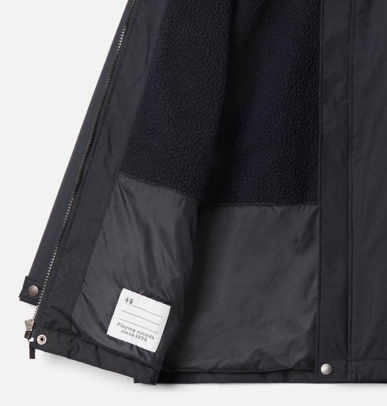Burkes Bay™ Warm Lined Jacket | 010 | XS Boys' Burkes Bay™ Warm Lined Jacket, Black, a1