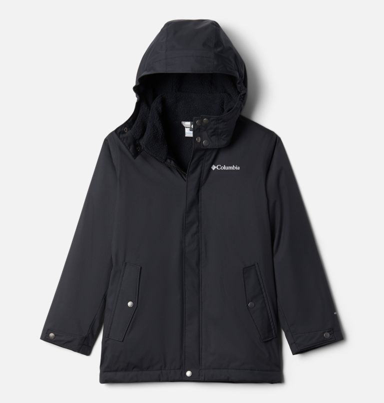 Manteau doublé chaud Burkes Bay™ pour garçon Manteau doublé chaud Burkes Bay™ pour garçon, front