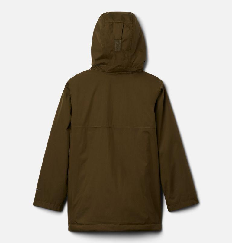 Burkes Bay™ Warm Lined Jacket | 327 | M Boys' Burkes Bay™ Warm Lined Jacket, New Olive, back