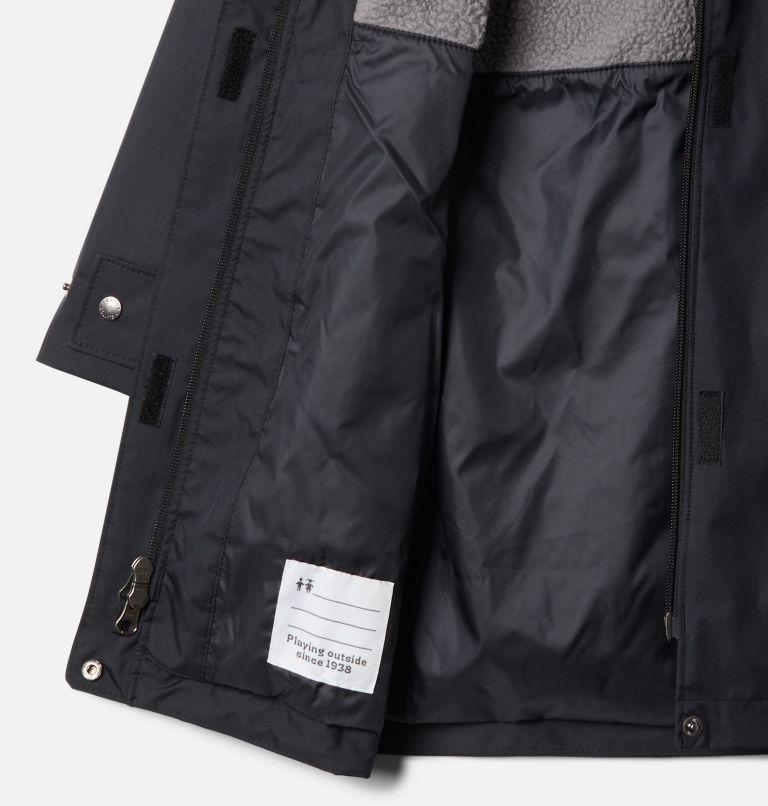 Burkes Bay™ Warm Lined Jacket | 010 | XL Girls' Burkes Bay™ Warm Lined Jacket, Black, a1
