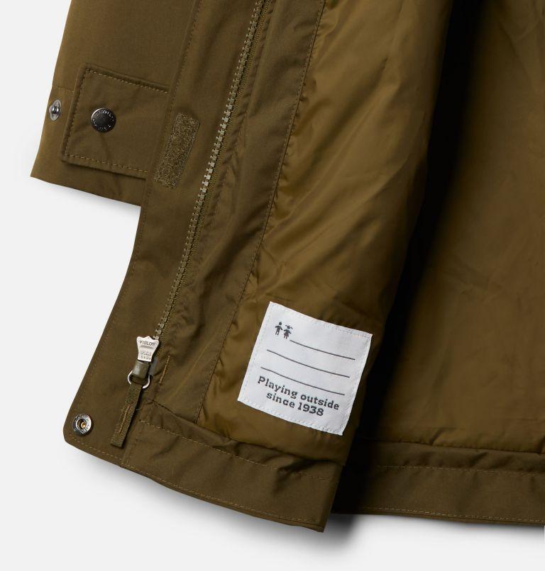 Burkes Bay™ Warm Lined Jacket | 327 | M Girls' Burkes Bay™ Warm Lined Jacket, New Olive, a1