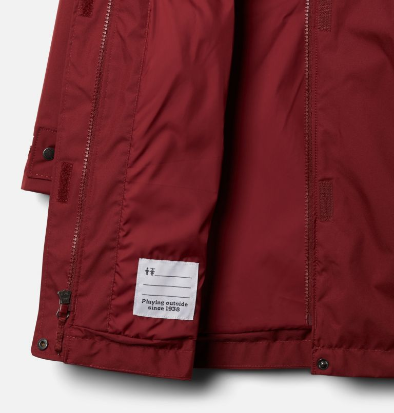 Girls' Burkes Bay™ Warm Lined Jacket Girls' Burkes Bay™ Warm Lined Jacket, a1