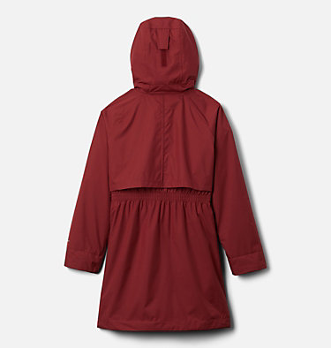 Girls' Burkes Bay™ Warm Lined Jacket Burkes Bay™ Warm Lined Jacket | 010 | XS, Marsala Red, back