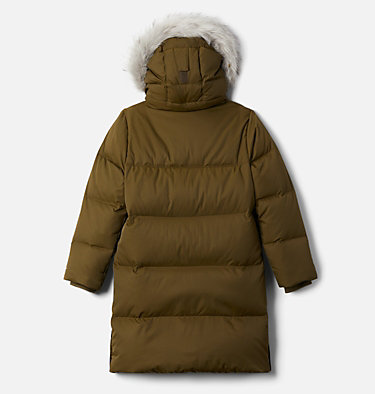 Kids' Rockfall™ Mid Down Jacket Rockfall™ Mid Down Jacket | 327 | L, New Olive, back