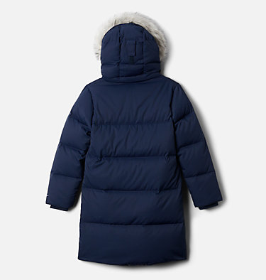 Kids' Rockfall™ Mid Down Jacket Rockfall™ Mid Down Jacket | 327 | L, Collegiate Navy, back