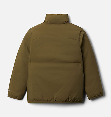 Boys' Grand Wall™ Jacket Grand Wall™ Jacket | 327 | XL, New Olive, back