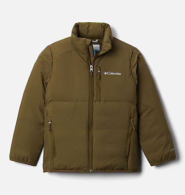 Boys' Grand Wall™ Jacket Grand Wall™ Jacket | 327 | XL, New Olive, front