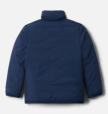 Boys' Grand Wall™ Jacket Grand Wall™ Jacket | 327 | XL, Collegiate Navy, back