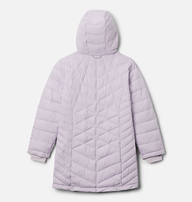 Girls' Heavenly™ Long Jacket Heavenly™ Long Jacket | 658 | M, Pale Lilac, back