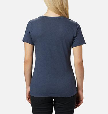 T-shirt à manches courtes Forest Park™ pour femme Forest Park™ SS Tee | 010 | M, Nocturnal Heather, Dotty Medallion, back