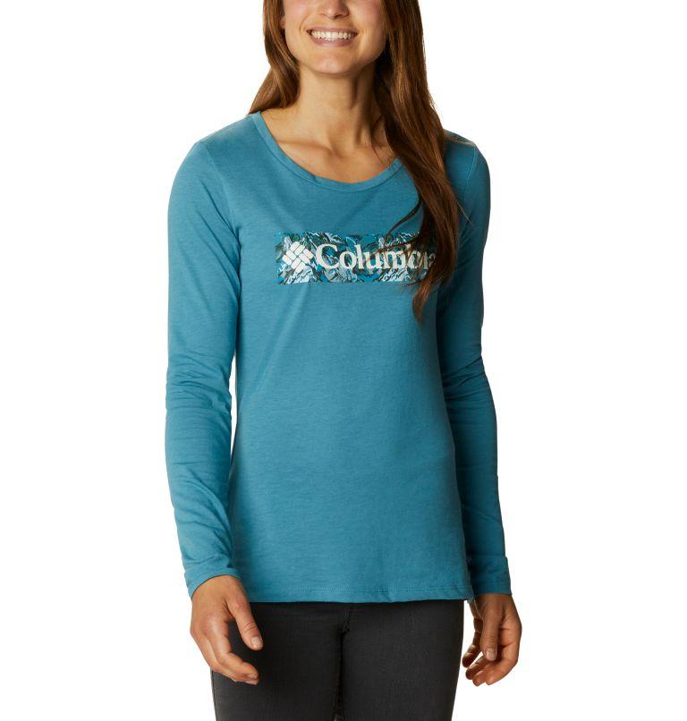 Women's Blustery Peak™ Long Sleeve Shirt Women's Blustery Peak™ Long Sleeve Shirt, front