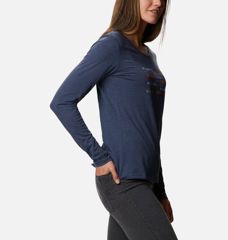 Women's Blustery Peak™ Long Sleeve Shirt Women's Blustery Peak™ Long Sleeve Shirt, a3