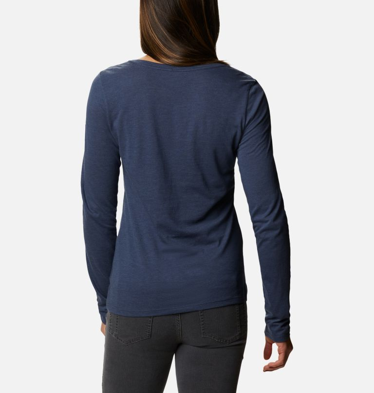 Women's Blustery Peak™ Long Sleeve Shirt Women's Blustery Peak™ Long Sleeve Shirt, back
