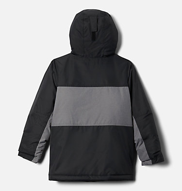 Boys' Porteau Cove™ Jacket Porteau Cove™ Jacket | 664 | M, Black Heather, City Grey Heather, back